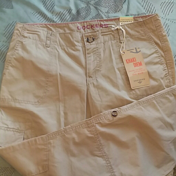 new appearance modern techniques picked up NWT Dockers, Womens Khakis NWT